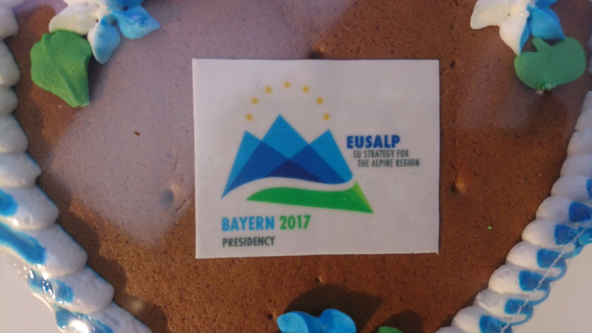 The 2nd day of the #EUSALP Forum is about to start! Lot&#39;s of interesting discussions in 8 workshops on #innovation #transport #communication #climate change #funding and much more!<br>http://pic.twitter.com/UJXcUfDCfS