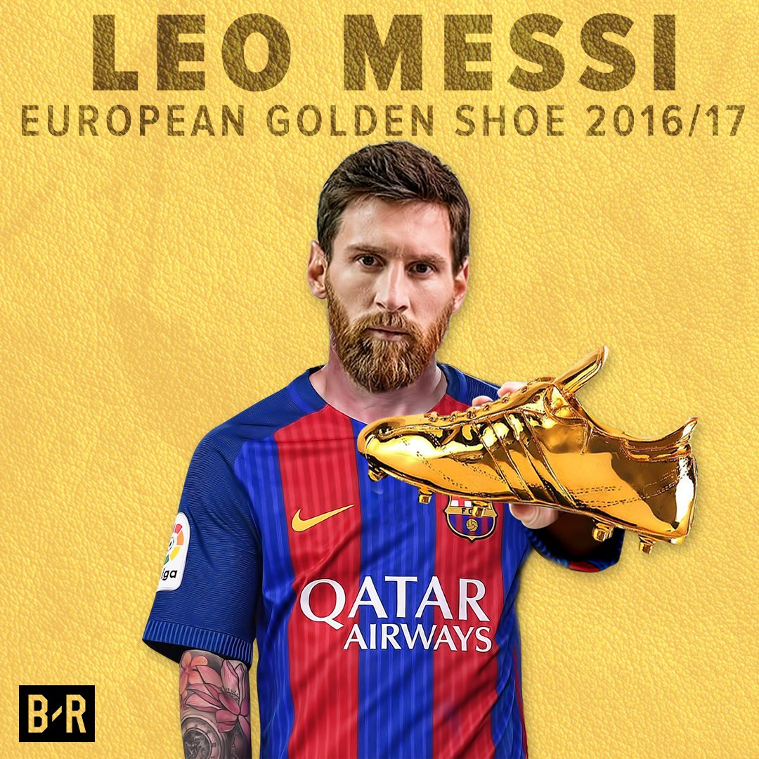 34 games 37 goals  Leo Messi will be pre...
