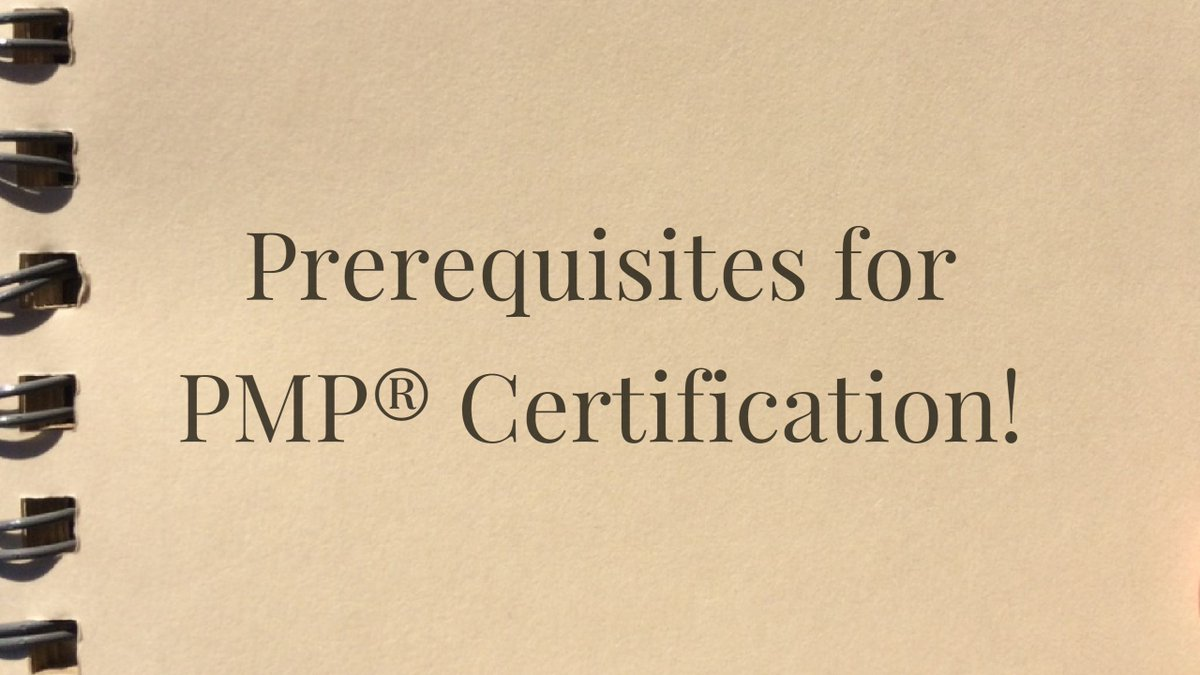 Nishtha training nisthatraining twitter prerequisites requirements pmpcertification pmpexam httpsnishthatrainingspot201609what are requirements for pmp certification examml xflitez Image collections