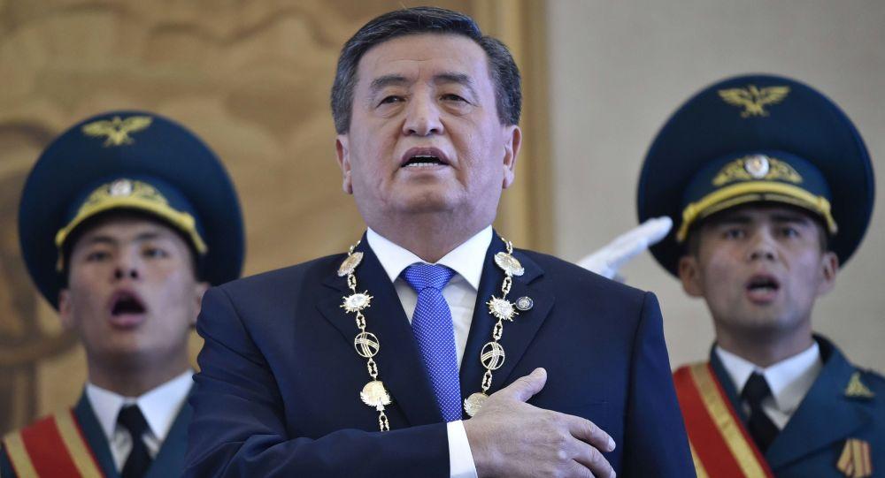 キルギス共和国 新大統領が就任 https://t.co/3DgPMVLZiy #キルギス