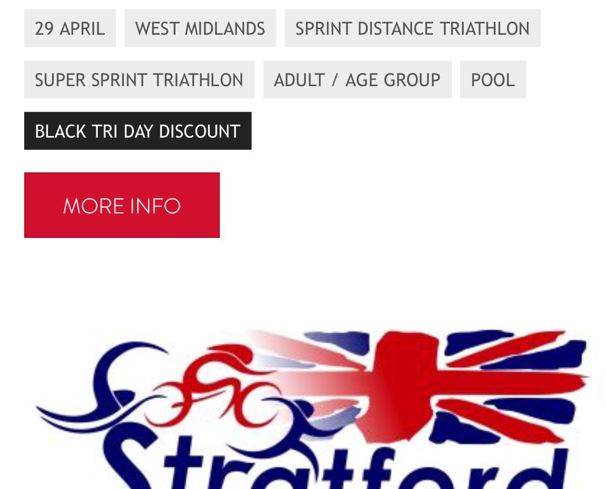 Have supported @BritTri for past 25+ years, developing the sport, permitting &amp; paying our fees (literally well over £100k) - others haven't. Who does BritTri promote on Black Triday...yeap you guessed #notfeelingthelove #mistake <br>http://pic.twitter.com/3Y5aIej8LC