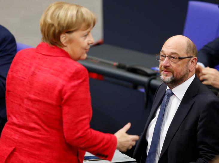 Germany's SPD says open to coalition talks with other parties https://t.co/RW5mhb5O9i https://t.co/BOTw2BKSn7