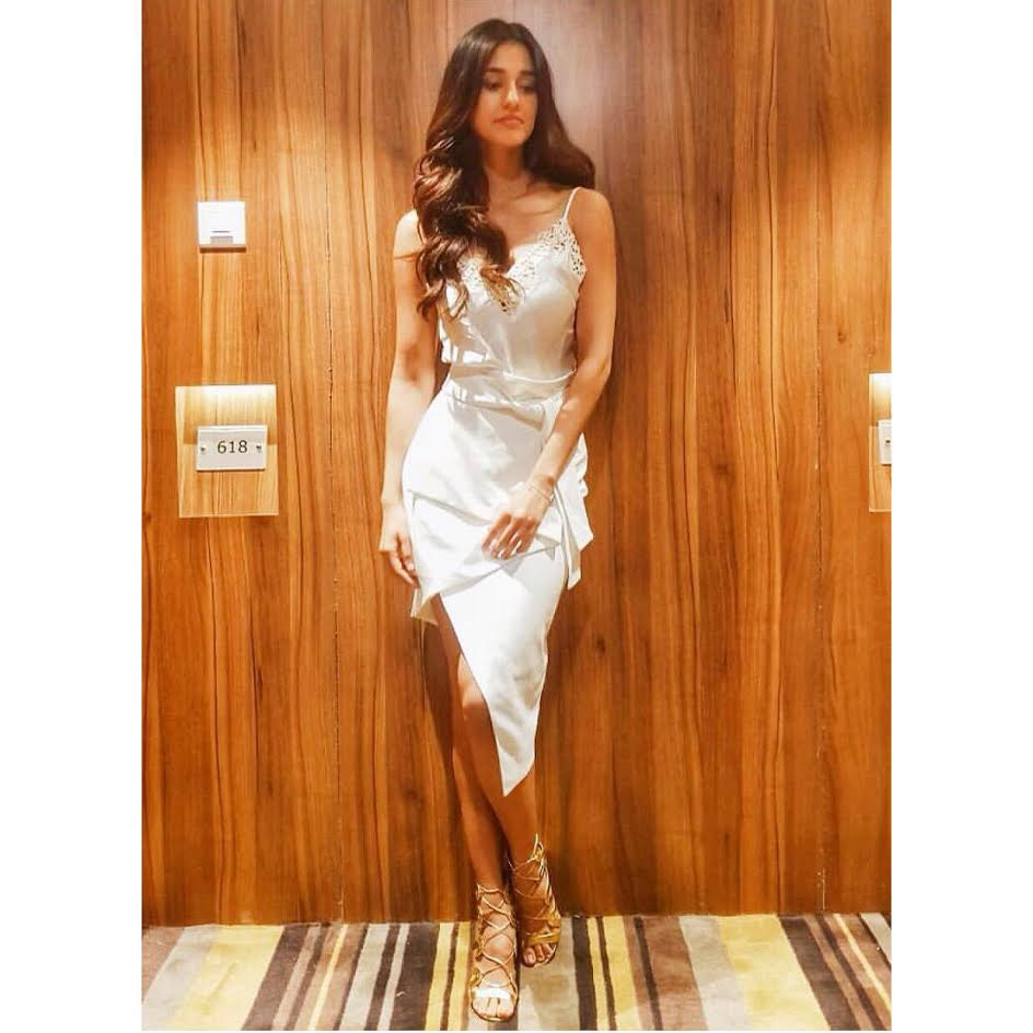 Disha Patani is ready to start shooting for India