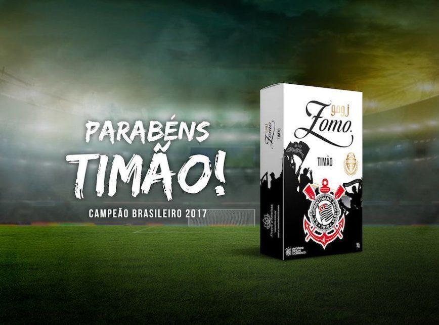 Empresa paraguaia usa Corinthians para promover tabaco no mercado brasileiro. https://t.co/GLFTRCc4eU #tabaco https://t.co/fV7YodNIiE