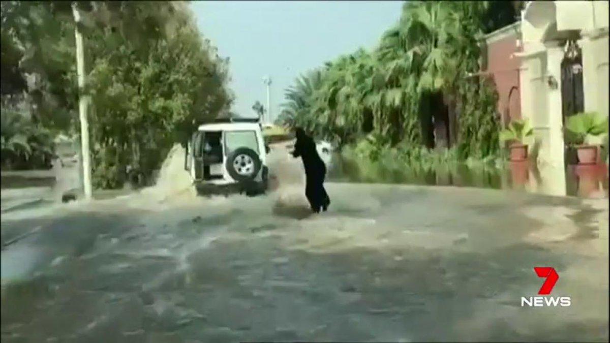 Going burka wakeboarding: It's not somet...