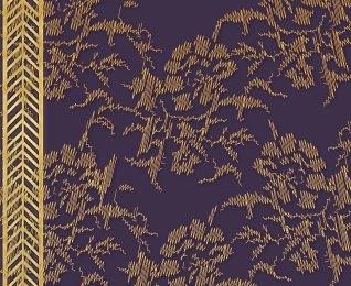 長谷部さん極が着ている金襴の布テクスチャを頑張って描きました!これが限界です!!見て下さい!!!ほ、褒めてーーーー!!!!!