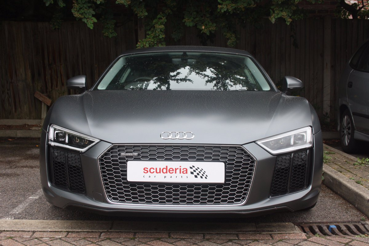 Scuderia Car Parts On Twitter A Customer S Audi R8 In A Stunning