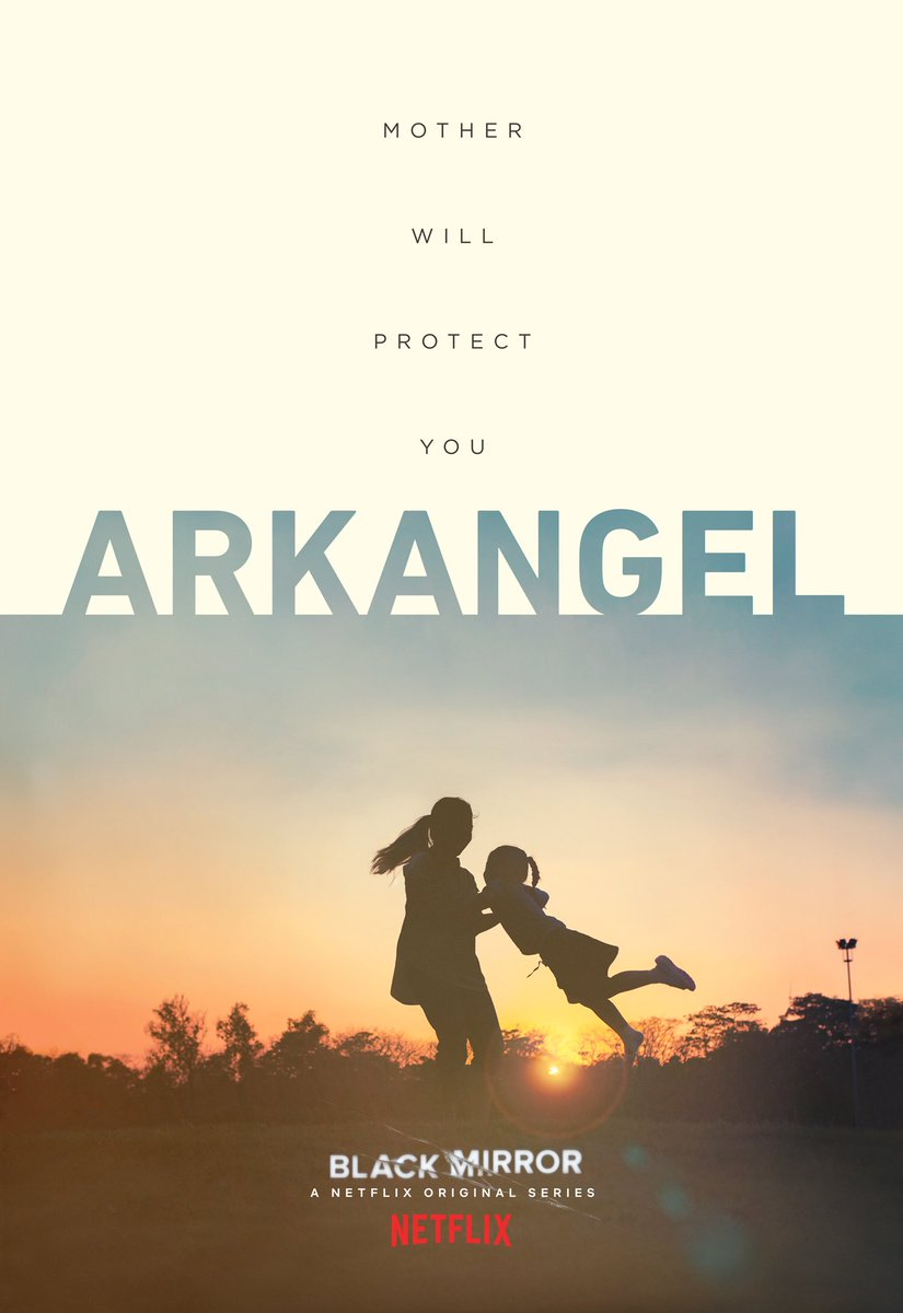 Image result for arkangel poster