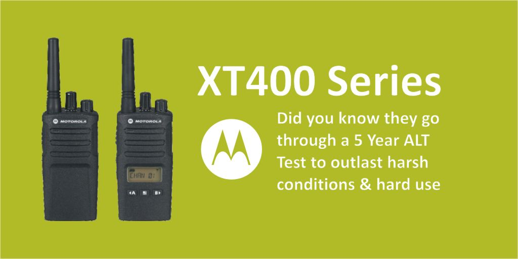 #446Friday Did you know the #XT400 #WalkieTalkies have been tested against all the elements. Learn More https://t.co/T2pqqciBIi #edtech
