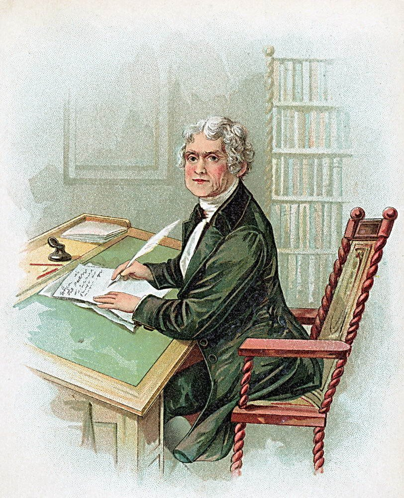 thomas jefferson on slavery Jefferson hoped such an act would lead to the extinction of slavery, but he underestimated slaveowners' desires to circumvent the spirit of the law, as well as breed and break up families.
