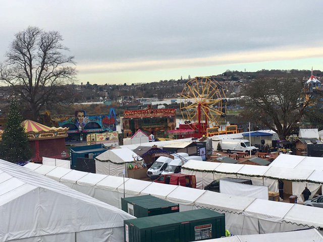And we&#39;re ready! #Rochester Christmas Market will open its gates tmrw. Here&#39;s a peak at what&#39;s inside. Plus, there&#39;re craft and produce fairs, and you can even pick up your tree too! A full list of opening times here  http:// new.medway.gov.uk / &nbsp;  …/chris…/rochester-christmas-market<br>http://pic.twitter.com/FTxjZmZ2bD