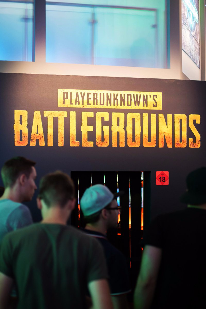 PlayerUnknown's #BattlegroundsGame Could Be Banned in #China   http://www. peacetech.net/2017/11/24/pla yerunknowns-battlegrounds-game-banned-china/ &nbsp; … <br>http://pic.twitter.com/KEL3ssggVq