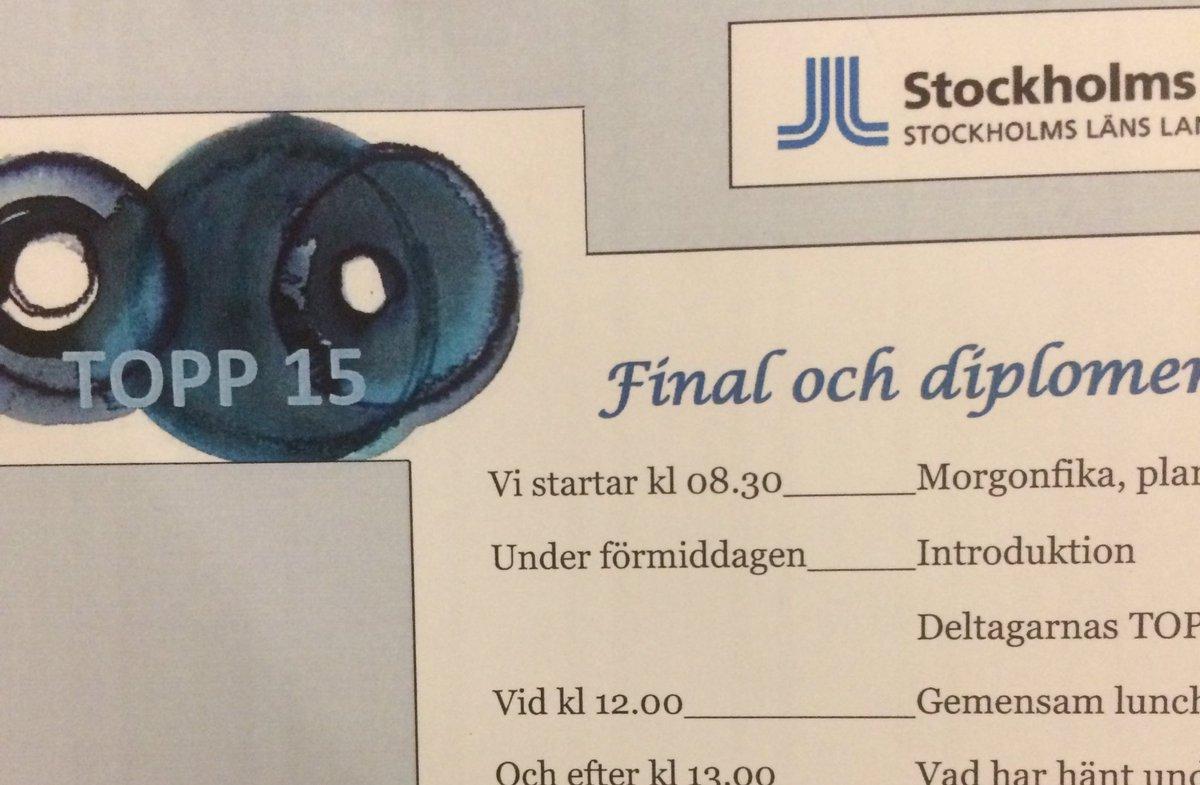 Dagen D för ledarskapsutbildningen -Topp...