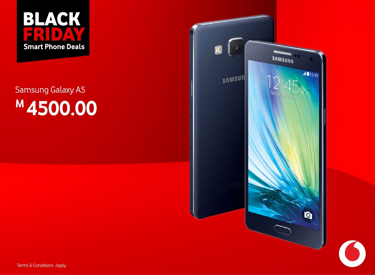 Vodacom Lesotho On Twitter Vclblackfriday Available At Our Stores Enjoy Today S 25 Discount On This And Other Smartphones