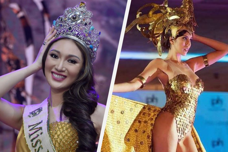 'She can win': Miss Earth 2017 Karen Ibasco backs #MissUniverse #Philippines Rachel Peters https://t.co/Ioz7BW8ae3