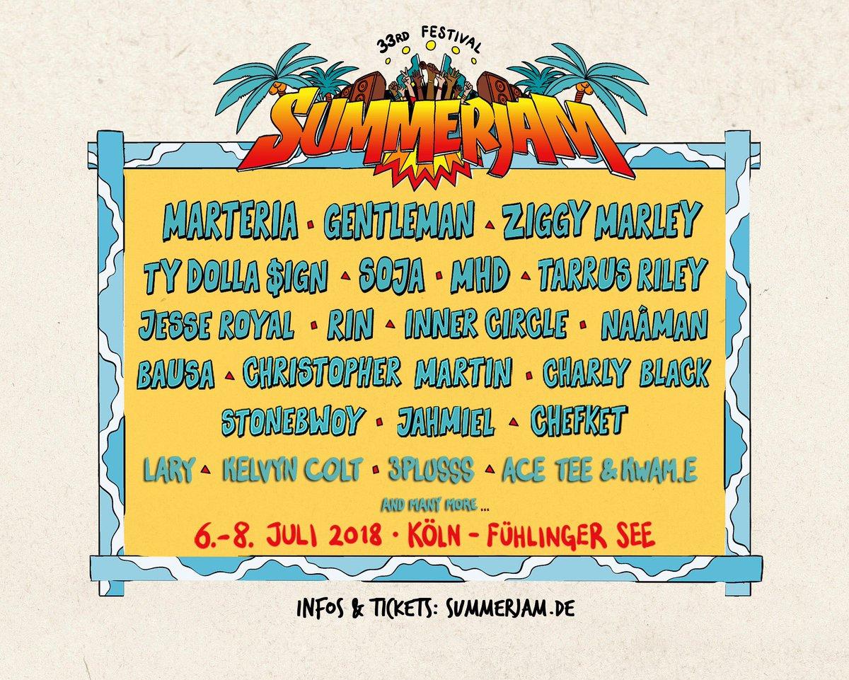 When Is Summer Jam 2020.Summerjam Festival On Twitter Summerjam2018