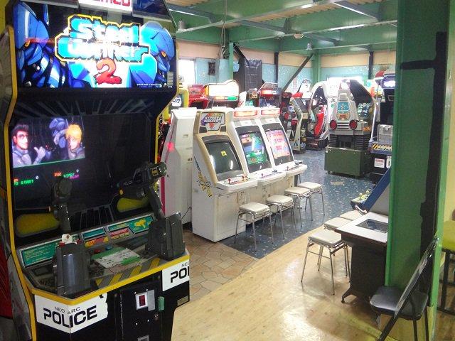 入場無料!  アーケードゲーム博物館、11月26日に年内最後の公開 「スペースイ...