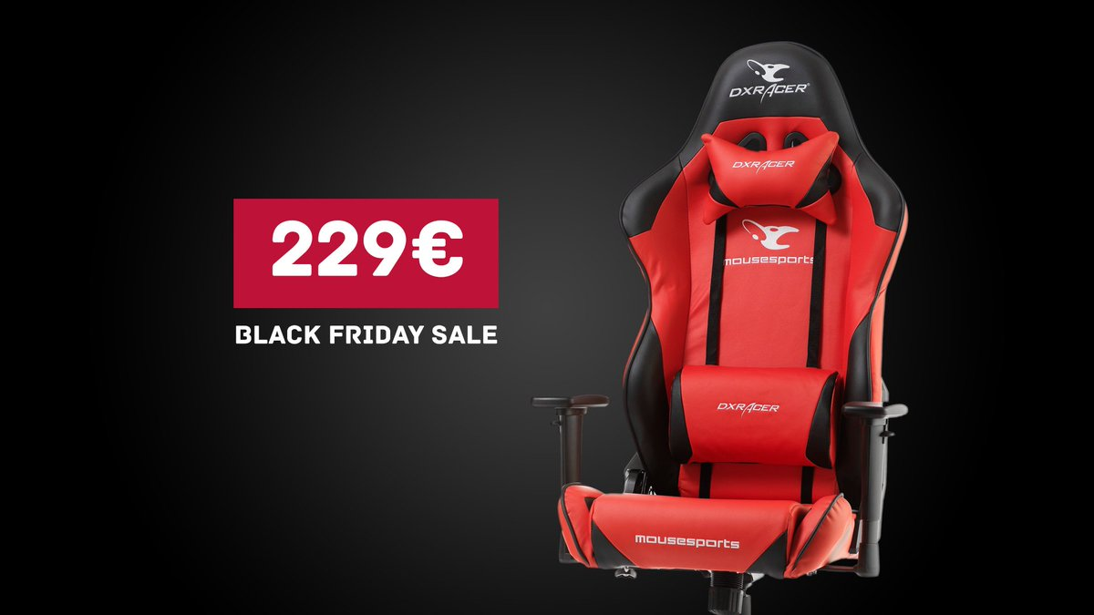Sensational Mousesports On Twitter Save 38 On Our Official Gaming Machost Co Dining Chair Design Ideas Machostcouk