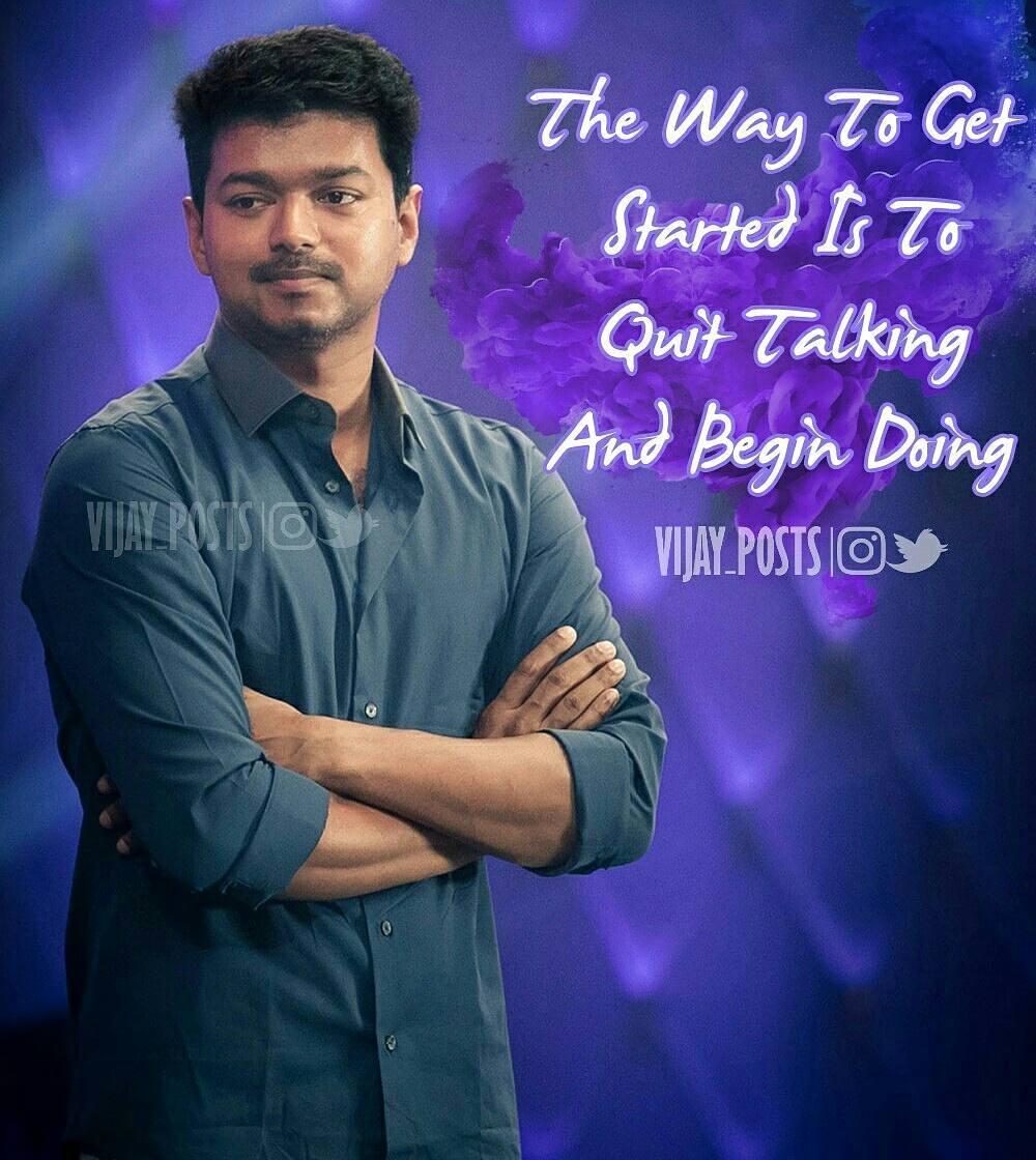 """Vijay_Posts On Twitter: """"Some Motivational #quotes 😊"""