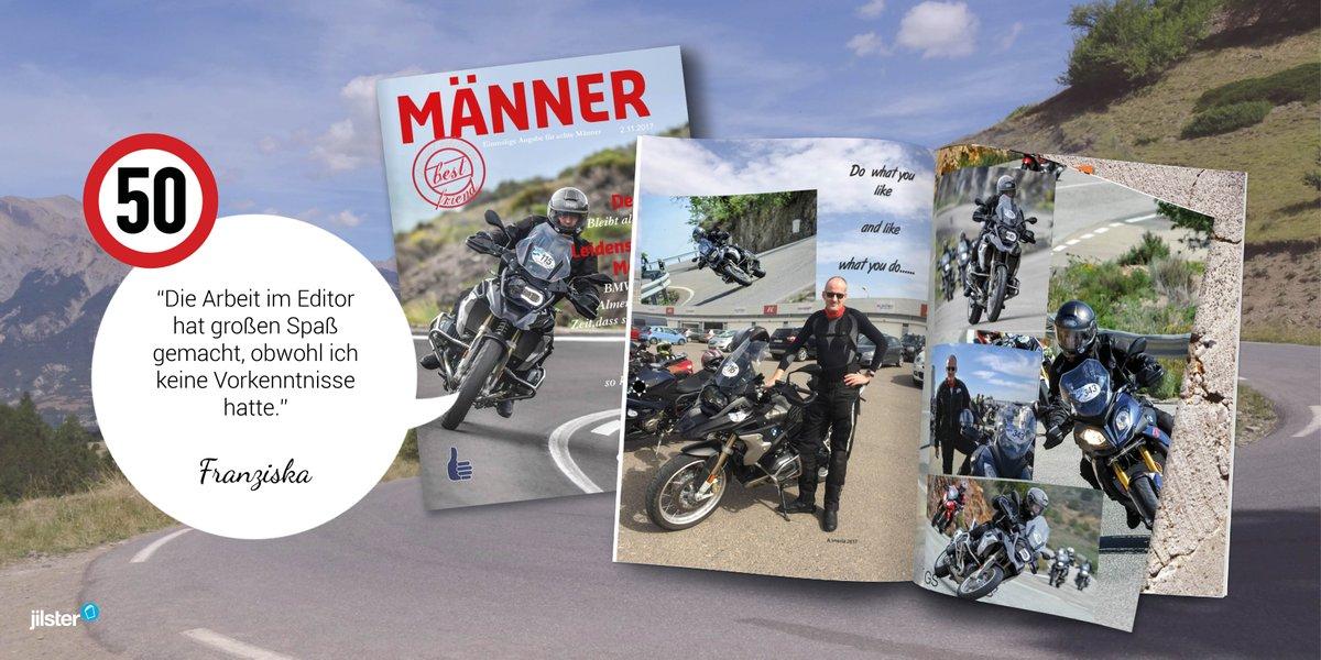 Jilster De على تويتر Franziskas Mann Liebt Motorrad Fahren Daher
