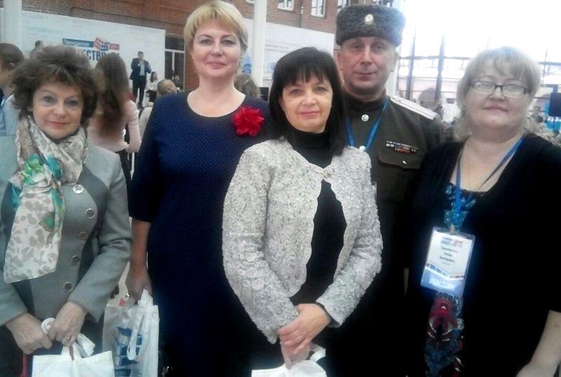 Узловская делегация приняла участие в работе Тульского общественного форума «Гражданское общество – 71»
