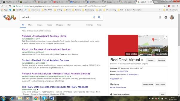 If you are confused by the different terms of Google My Business, Google Local and Google+ then you&#39;ve come to the right place. @RedDeskVirtual explain what each is  https:// buff.ly/2zimOph  &nbsp;   #localmarketing #shoplocal<br>http://pic.twitter.com/s0bmmsU2dC