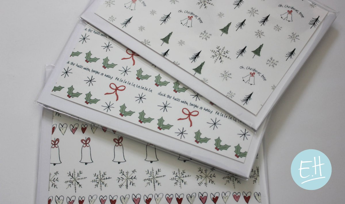 It&#39;s nearly December folks. Have you sorted your #Christmas cards out?! Save yourself some time going to the shops and looking for some cards, have at look at my @EtsyUK and grab yourself a bargain! £5 for 9 cards! #HHLunch #HandmadeHour  https://www. etsy.com/uk/shop/EllaHa rriott?ref=pr_shop_more&amp;from_reg=2&amp;joined=register-header&amp;box=1 &nbsp; … <br>http://pic.twitter.com/S89t2uWQib
