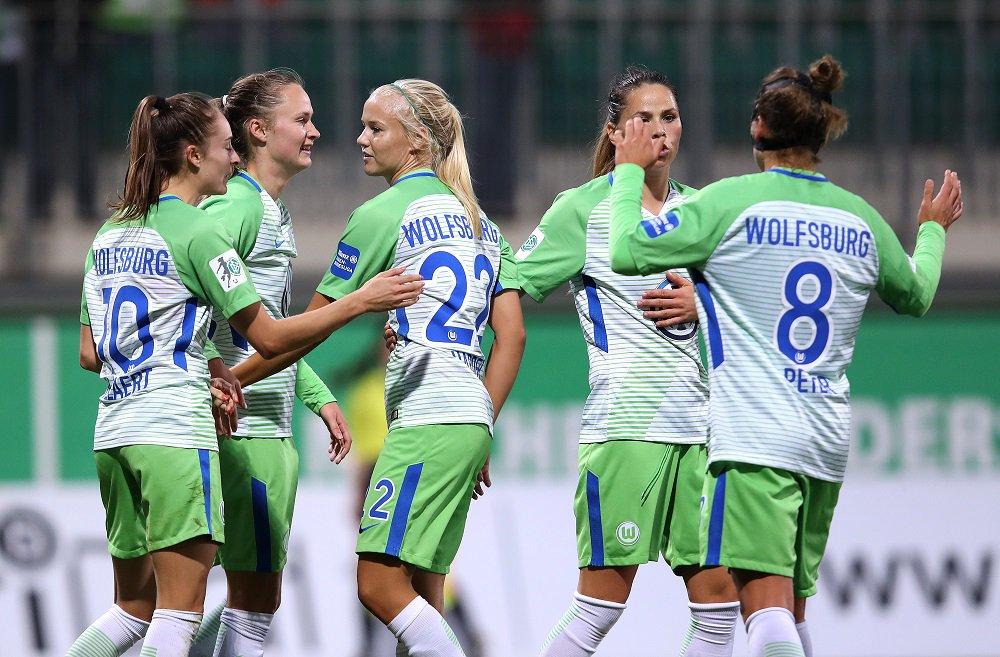 UEFA.com deutsch on Twitter: Lösbare Aufgabe! Die Frauen