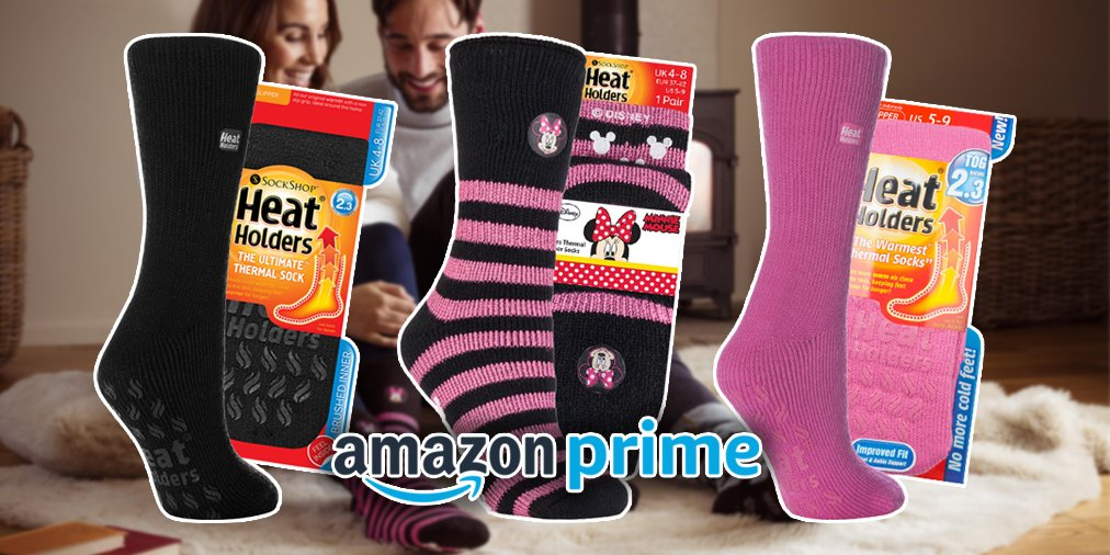 Get yourself some good #Deals this #BlackFriday on #AmazonPrime! Like these Ladies #HeatHolders Slipper #Socks!  http:// amzn.to/2jRNx4Y  &nbsp;   #Shop #Shopping #rt #follow #Amazon #Prime #deal #Xmas #Christmas #Thermal #Winter #offers #fashion #OnlineShopping<br>http://pic.twitter.com/7ptyGwCgOD
