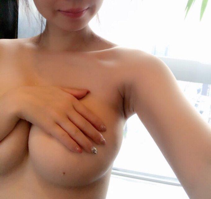 AV女優夢乃あいかのTwitter自撮りエロ画像17