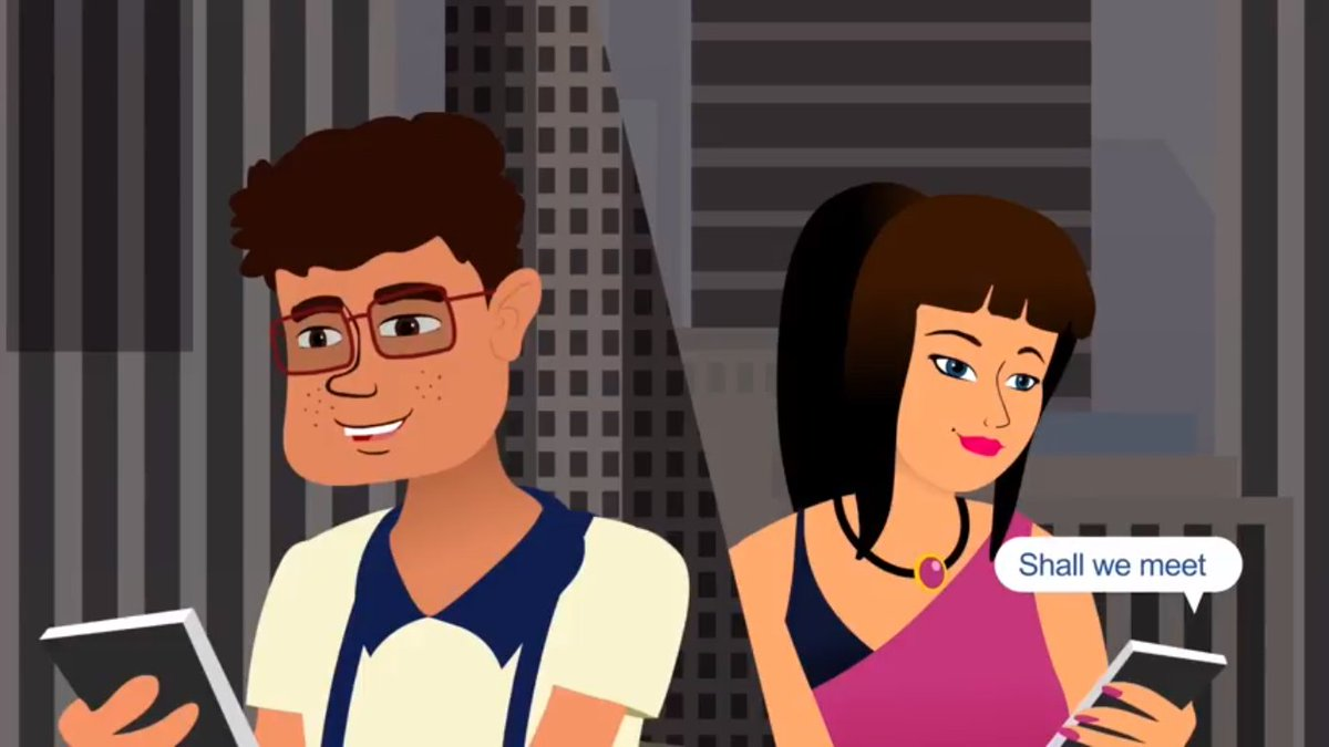 Checkout the video, How our #Relish #Dating #App will help you in meeting new people nearby your location,  https://www. youtube.com/watch?v=pNB2zL z4Weg &nbsp; …  #Youtubevideo, #Animationvideo,#DatingInRealLife, #datingapp #DatingVideo, #RelishDatingVideo, #MeetSingles, #FindyourLove, #FindDatingPartner<br>http://pic.twitter.com/Zi2SKazsjq