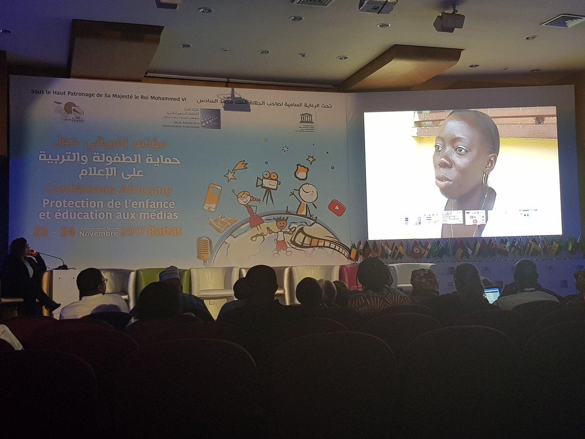 Attending conférence africaine éducation aux médias #HACA #RIARC #RABAT #unesco #GenerationNews #Medi1tvpic.twitter.com/fdtG0wRUNH