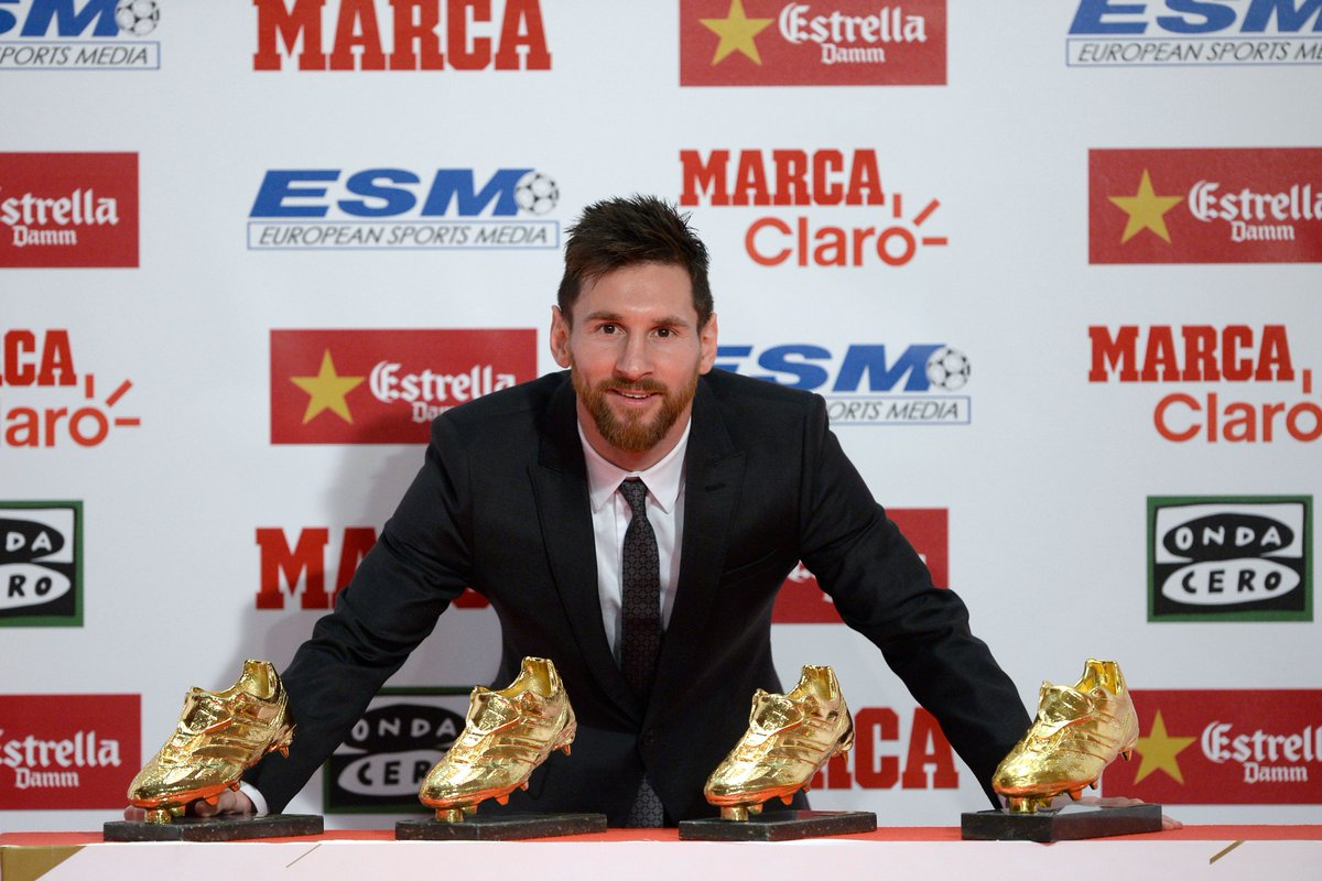 #MessiIsGold https://t.co/wCwELWN3oY