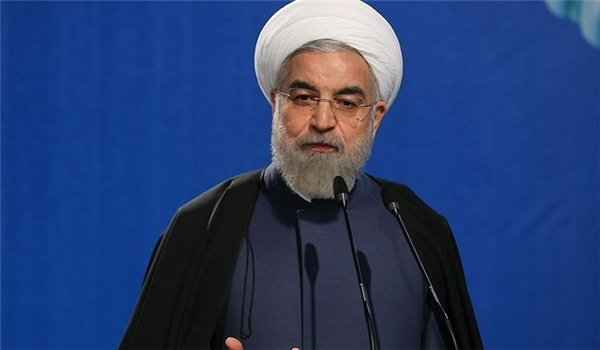 Rouhani: #Iran to Help Afghanistan Uproot Terrorism, Establish Peace  http:// fna.ir/a2ln3b  &nbsp;  <br>http://pic.twitter.com/GmzPZTrcpt