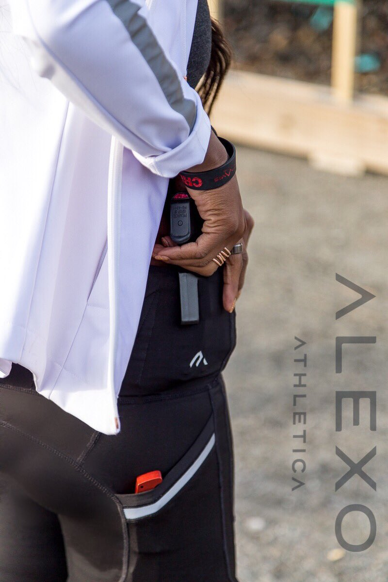 539c1285a9b495 Alexo Athletica: Carry with Confidence on Twitter: