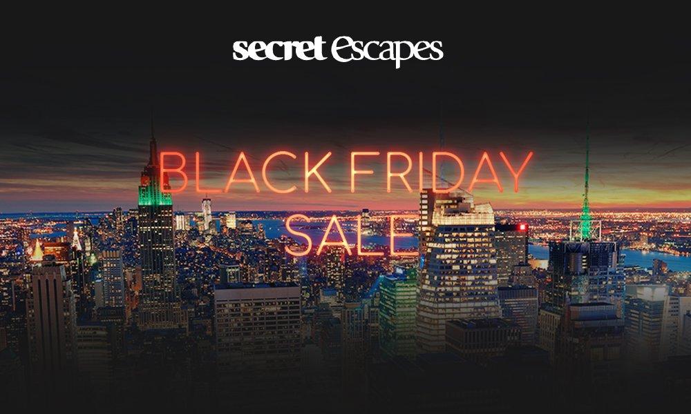 Nicht verpassen: Unser größter Black Friday Sale aller Zeiten!  Nur noch bis morgen früh die besten Rabatte auf ausgewählte Top-Hotels und Reisen in der ganzen Welt bis zu 81%  günstiger buchen 👉 https://t.co/vv8ygmDUd8 https://t.co/E0pm4ywgMB