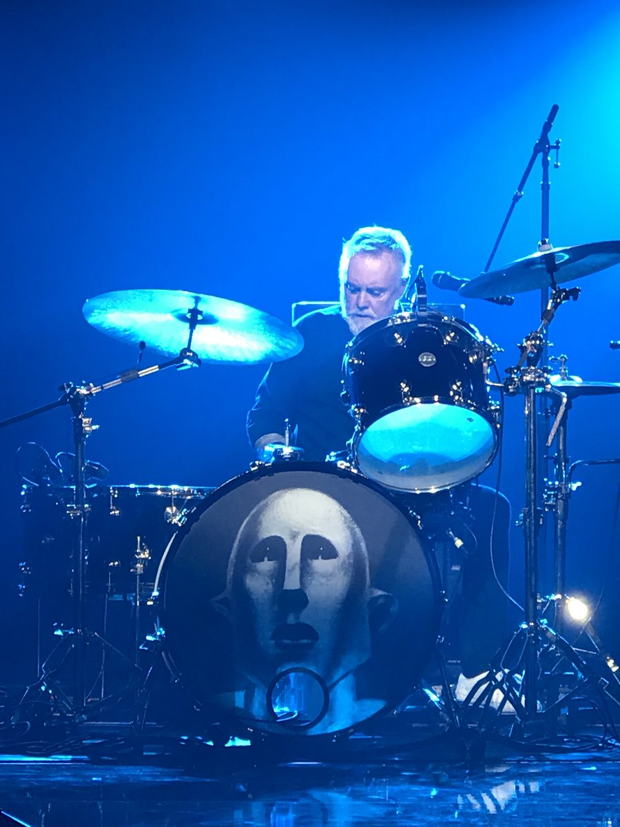Roger Taylor On Twitter Rt Live 2017 Photo Dave Philips Dw