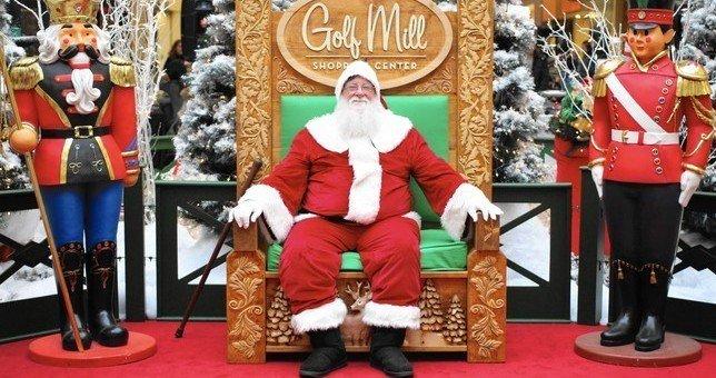 Metromix Chicago On Twitter Find Santa Breakfasts Holiday Train