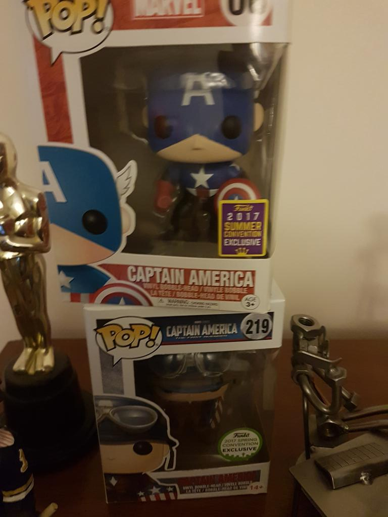 Funko On Twitter Would You Settle For A Random Bearded Pop Of Our Marvel Avenger 3 Infinity War Captain America Nomad 1 Reply 0 Retweets 9 Likes