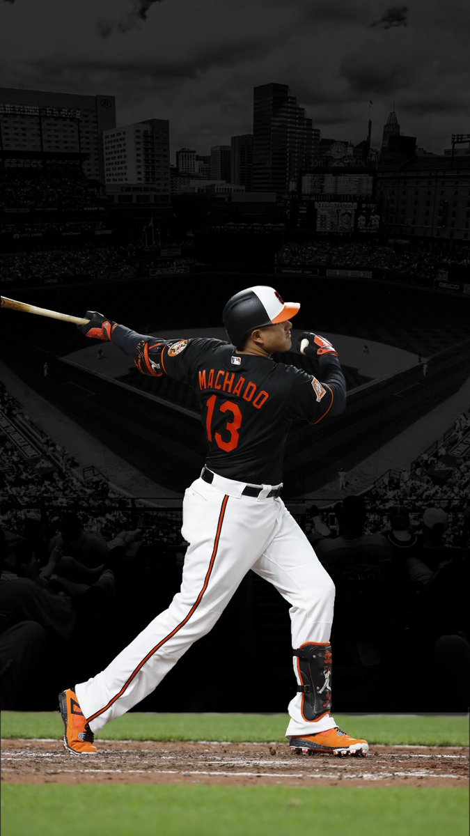Baltimore Orioles On Twitter A New Month Calls For New Phone
