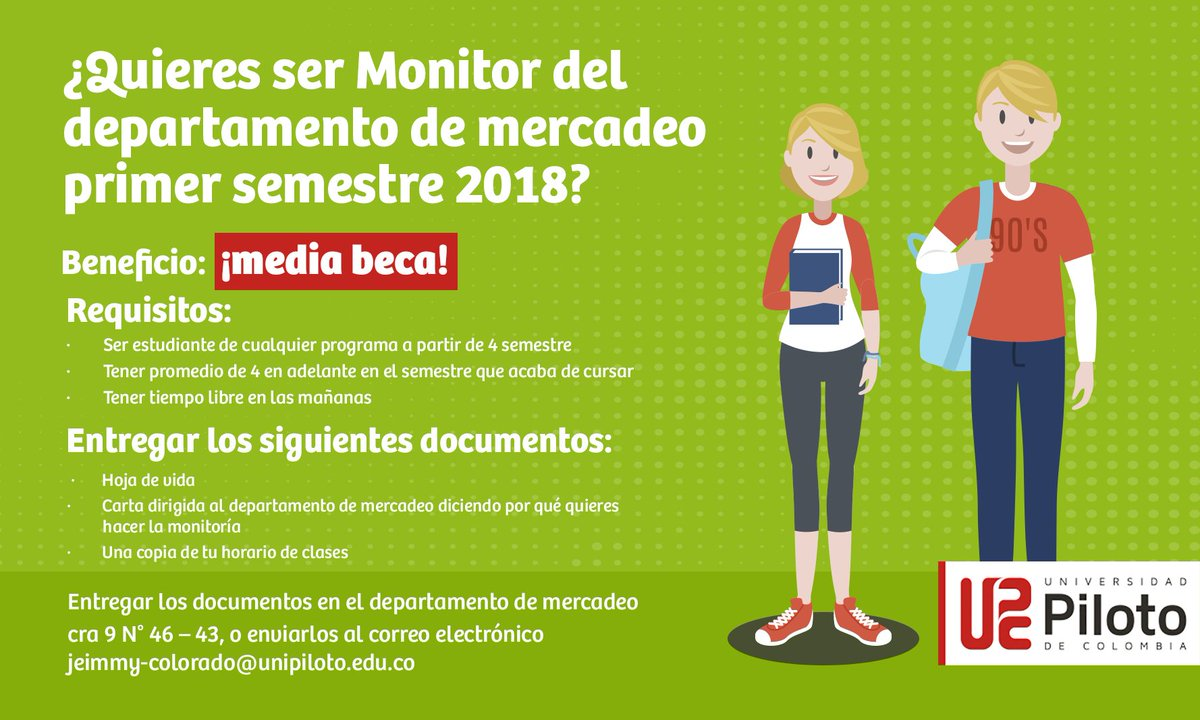 Universidad Piloto on Twitter: \