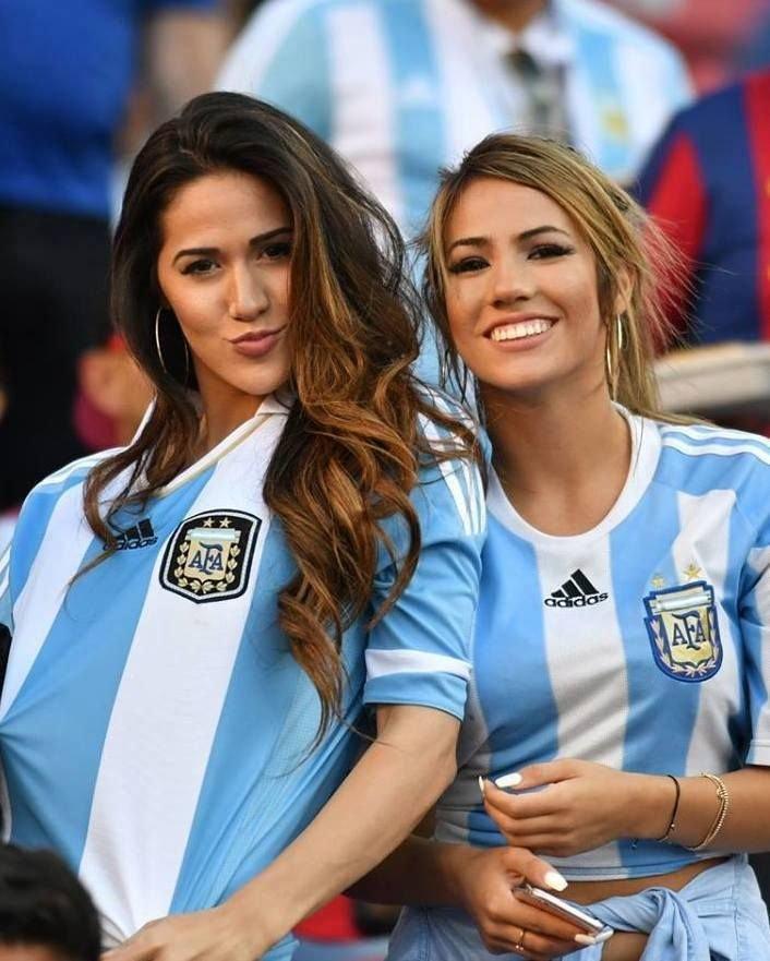 красивые аргентинки фото кто