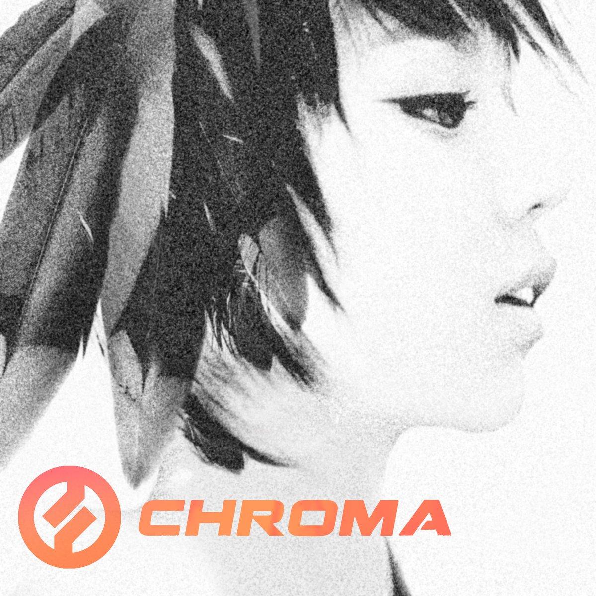 "New she Album ""Chroma"" coming soon! https://t.co/3ZiuUOMxrQ"