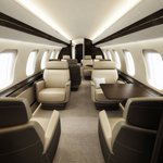 Global 7000 – more window area than any other business jet. It's the shape of things to come.