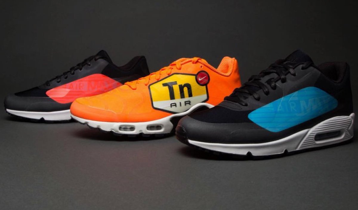 best authentic 79f53 3e184 ... coupon champs sports on twitter big. nike air max plus air max 90 big  logo