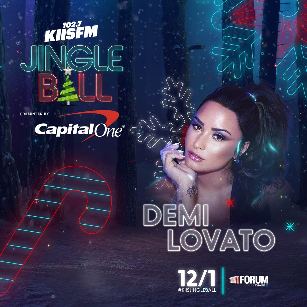 You ready for tonight LA?! Watch the show live at https://t.co/YX6dqcm6uN starting at 7pm PT 💗 #KIISJingleBall @iHeartRadio @1027KIISFM