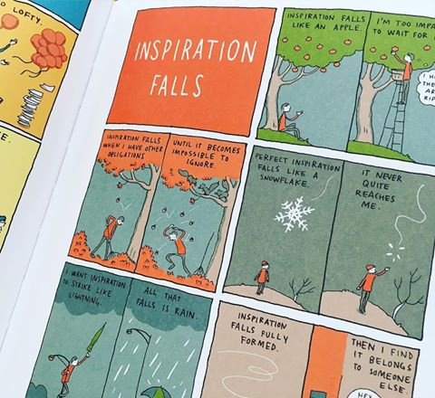 Grant snider on twitter heres a great idea for a holiday gift the shape of ideas is available internationally via amazon indiebound book depository or wherever you get your books httpst8nl8ndnm2q gumiabroncs Gallery