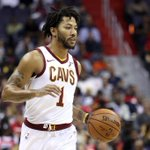 Derrick Rose is currently away from Cavs and evalu...
