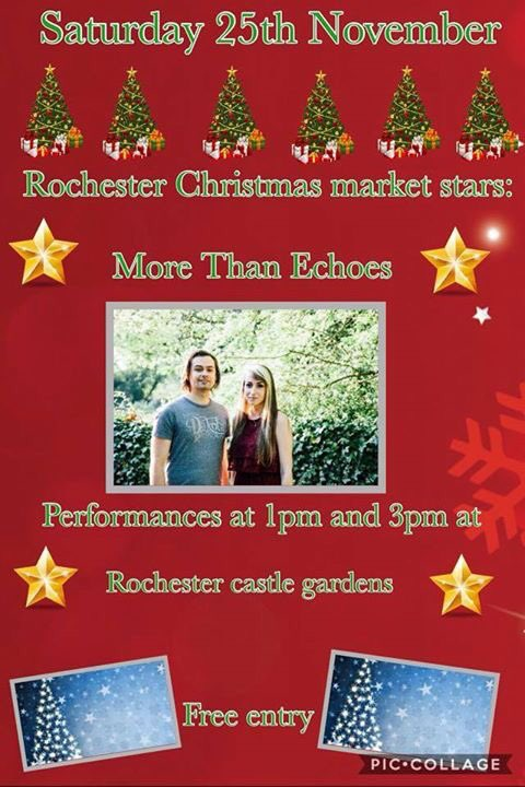 Tomorrow! Find us in the Bavarian food court   #Rochester #XmasMarket #Xmas #Kent #livemusic #newmusic #localmusic<br>http://pic.twitter.com/W7EDNbsvHG