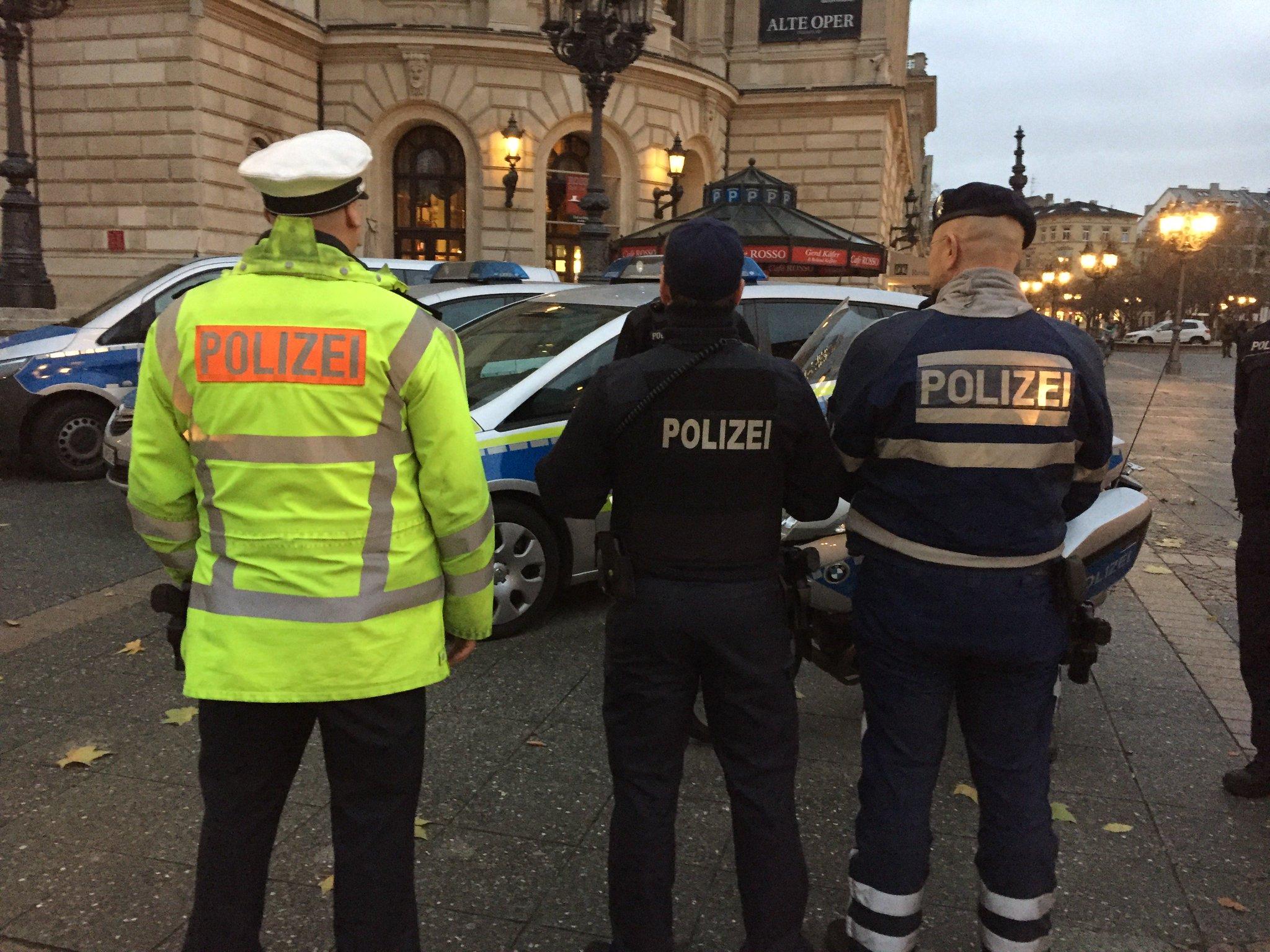 Polizei Ffm Twitter